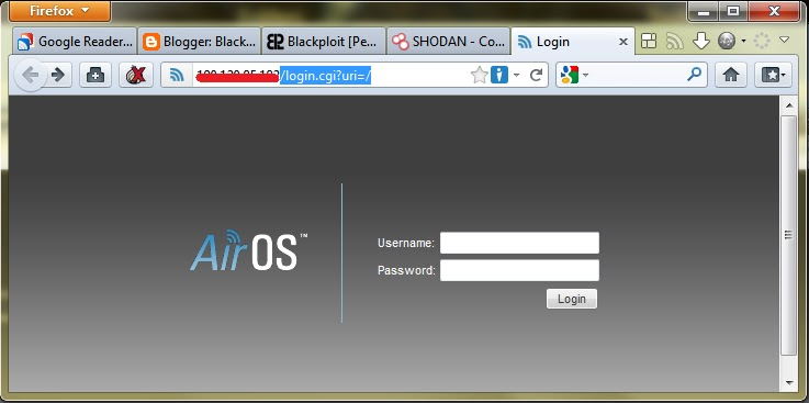 0day en AirOS (Acceso como Root) ~ Blackploit [PenTest]