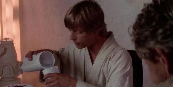 Bantha Milk Luke Skywalker