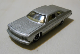 matchbox chevy caprice