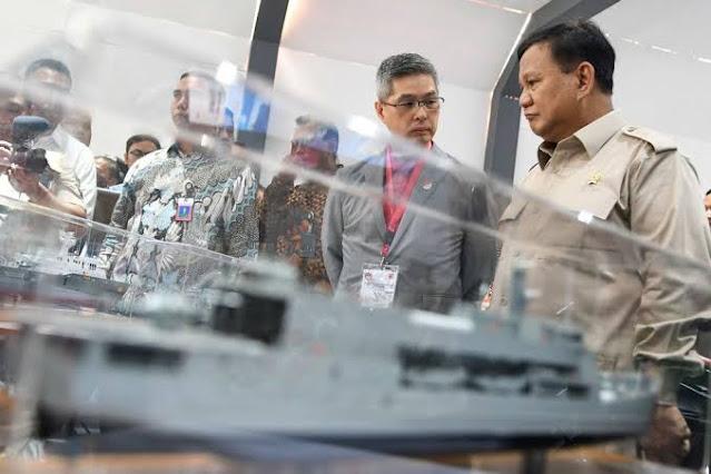 Menhan Prabowo Ajukan Anggaran Rp 129,3 Triliun, Termasuk untuk Beli Alat Tempur