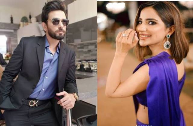 Actress Saboor Ali has been Engaged with Ali Ansari