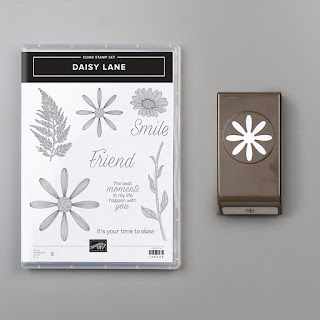Heart's Delight Cards, Daisy Lane, Daisy Lane Bundle, Medium Daisy Punch, 2019-2020 Annual Catalog, Stampin' Up!