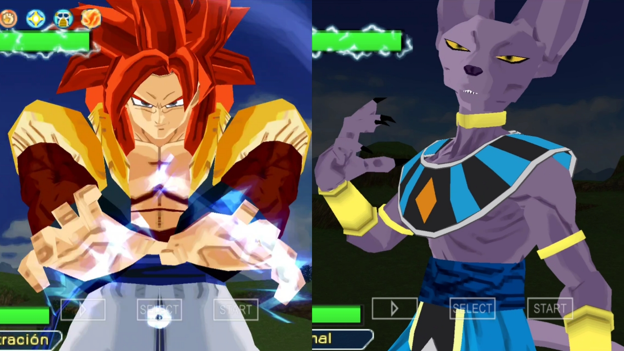Dragon Ball Super Beerus Vs Gogeta