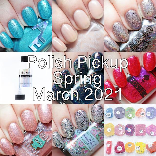 Polish Pickup Spring March 2021