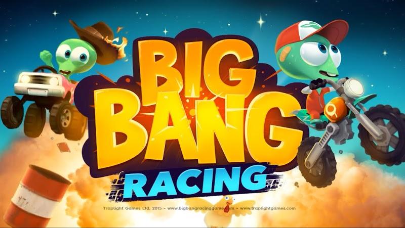 Big Bang Racing v3.7.1 Apk Mod
