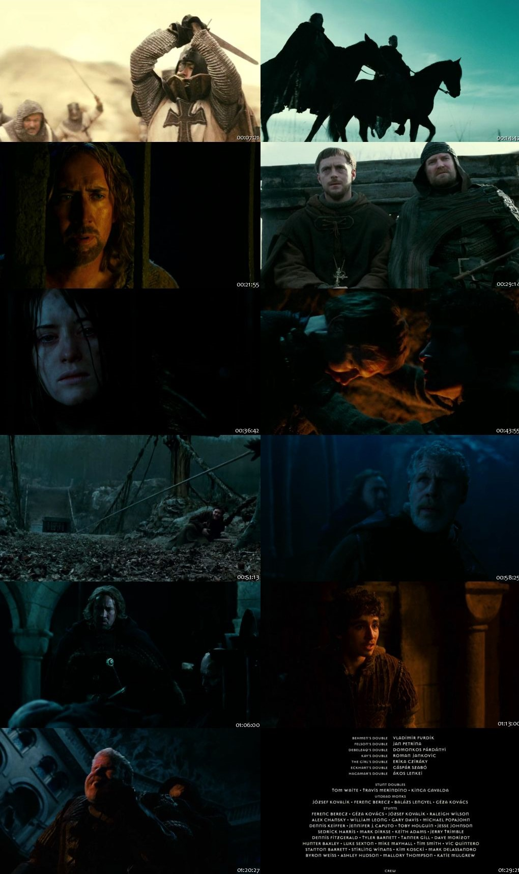 Season Of The Witch 2011 BRRip 720p