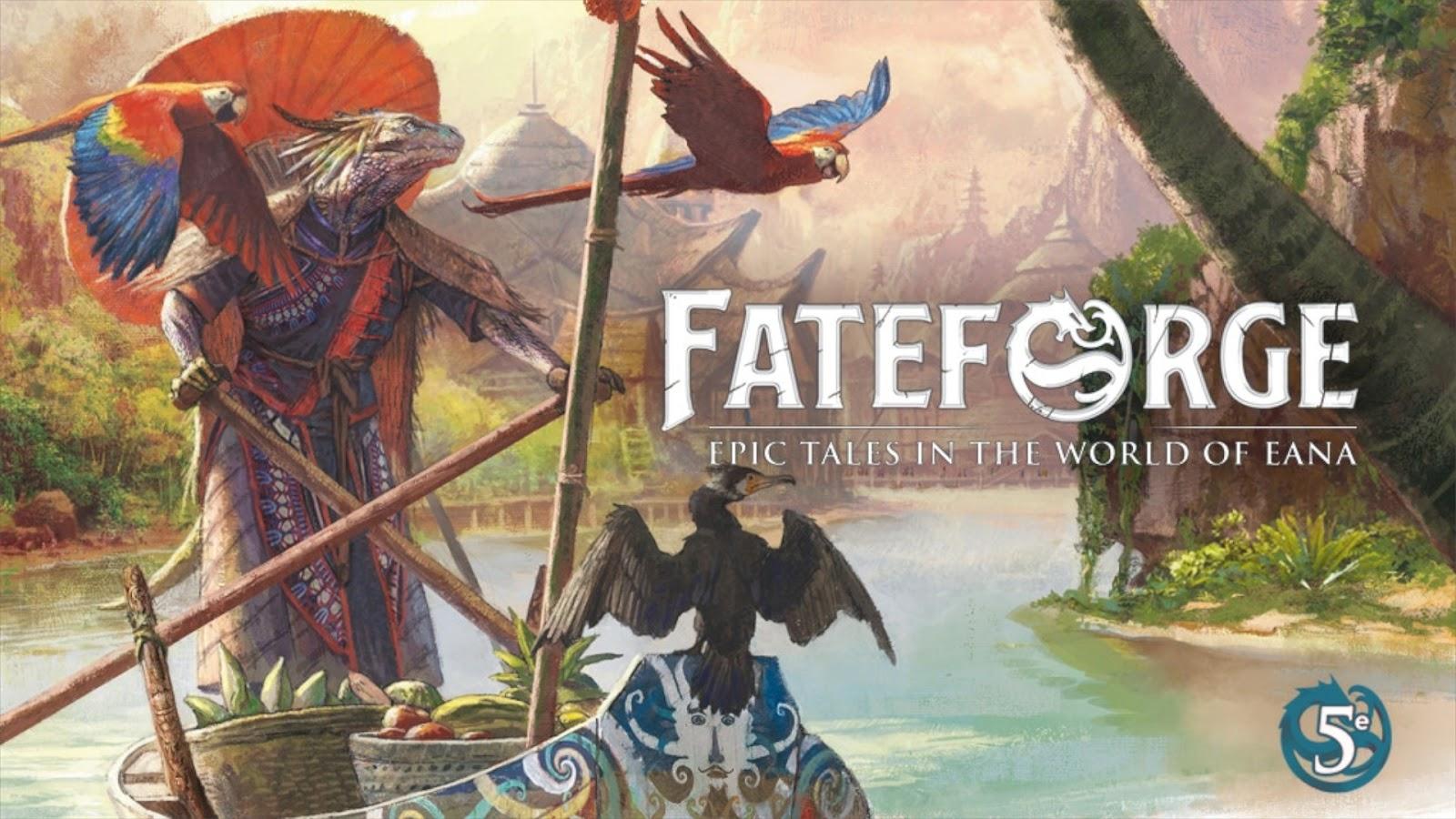 Kickstarter Highlights - Fateforge