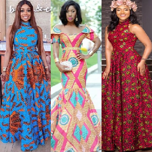 Collection of Unique Ankara Dresses and Trendy Ankara Styles 2020