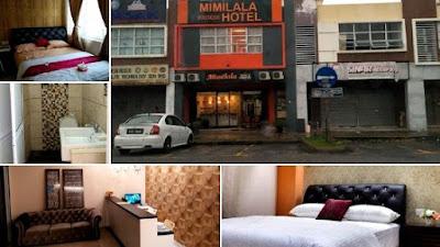 Mimilala boutique hotel shah alam harga
