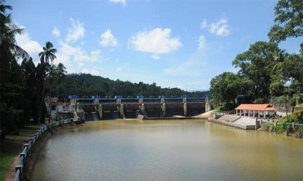 Thiruvananthapuram, News, Kerala, Rain, District Collector, Top-Headlines, Aruvkkara dam shutters opened
