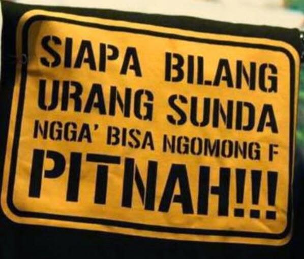 Cuitan Kocak dalam Bahasa Sunda yang Trending di Twitter