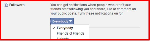 how to turn off all facebook email notifications