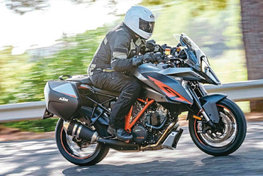 ktm 1290 super duke gt review, a turning point ! | real riders