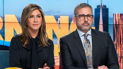 The Morning Show - Steve Carell e Jennifer Aniston