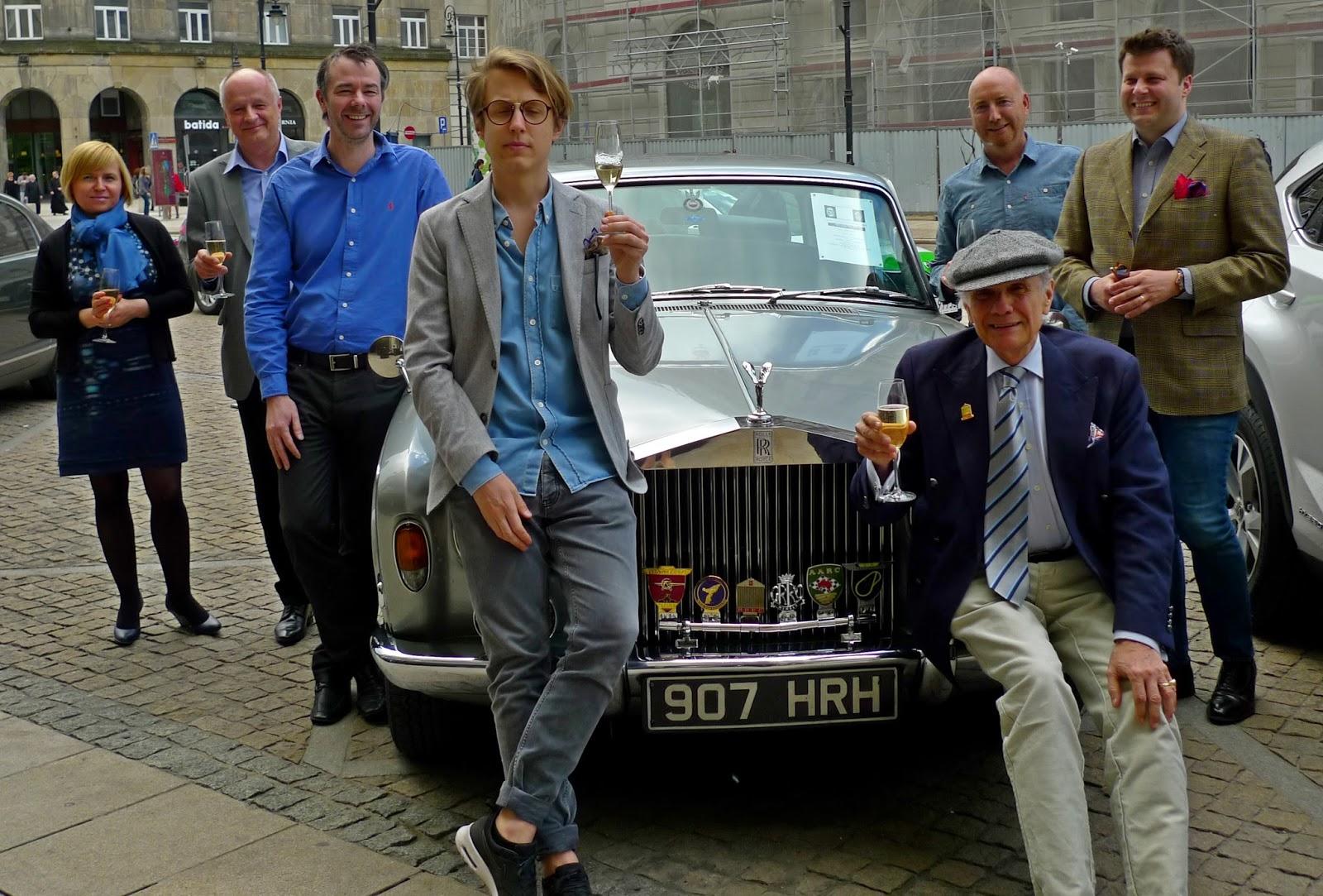 Casual Car Club Ccc Warsaw Poland The Honourable Charles