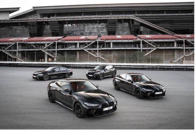 المركز الميكانيكي للخليج العربي يستضيف سلسلة من فعاليات BMW M Town