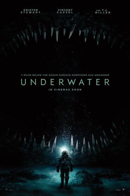 Underwater (2020) Hindi (ORG) Dual Audio 720p BluRay [900MB]
