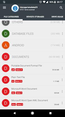 تطبيق Storage Analyzer & Disk Usage للأندرويد, تطبيق Storage Analyzer & Disk Usage مدفوع للأندرويد, Storage Analyzer & Disk Usage apk