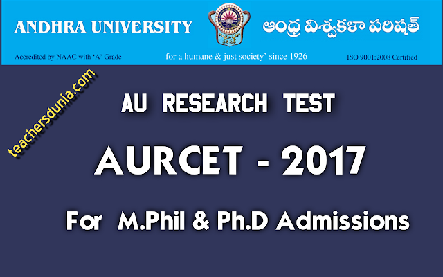AURCET-2017-NOTIFICATION