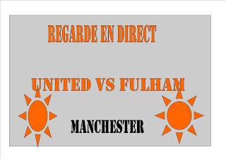 Score de match Manchester United vs fulham