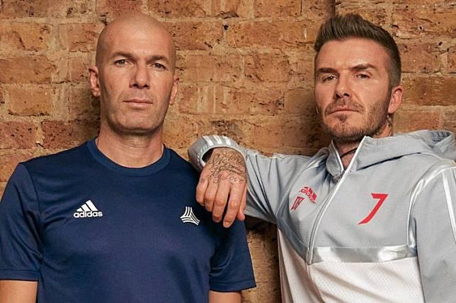 Zidane dan Beckham Bangkitkan Lagi Adidas Predator