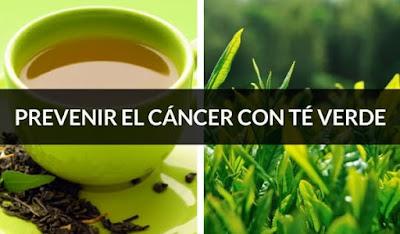 te verde para prevenir el cancer al pulmon