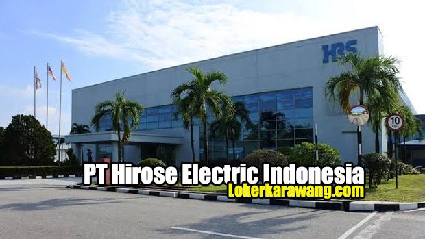 PT Hirose Electric Indonesia