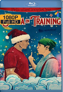 Santa in Training (2019) [1080p BRrip] [Latino-Inglés] [LaPipiotaHD]
