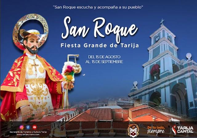San Roque Fiesta Grande de Tarija 2020