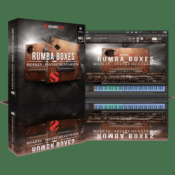 Soundiron Rumba Boxes KONTAKT Library