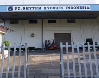 Karir Lowongan Kerja PT Rhythm Kyosihn Indonesia  2019 cek juga berapa gaji karyawannya