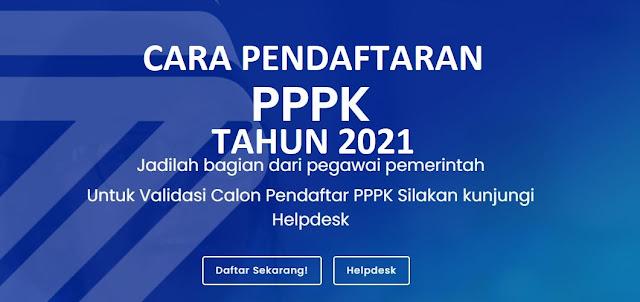 Pendaftaran P3K
