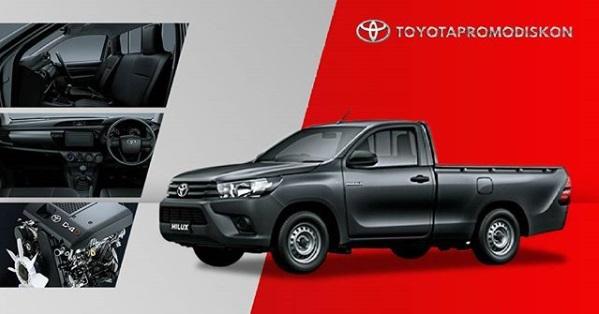 Toyota Hilux S Cab