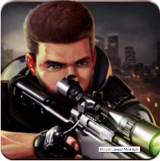 Download Modern Sniper 1.9 Mod Apk Unlimited Money / Gold Gratis Terbaru