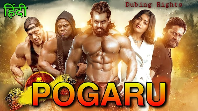 Pogaru Full Movie Hindi Dubbed 480p