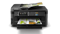 Epson WorkForce WF-7611 Driver Download Windows, Mac, Linux