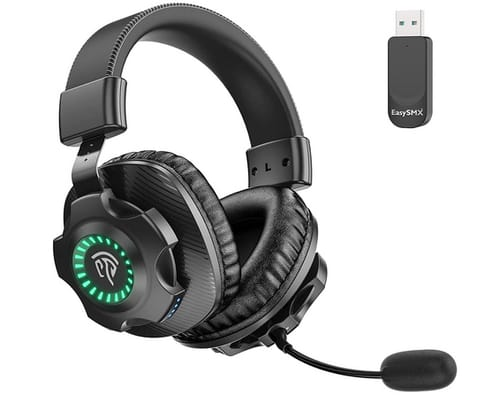 EasySMX V07W PS5 2.4G Wireless Gaming Headset