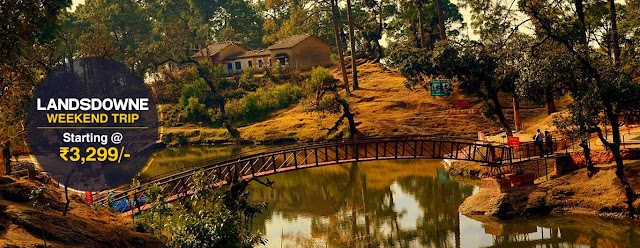 Lansdowne Tour Packages From Delhi