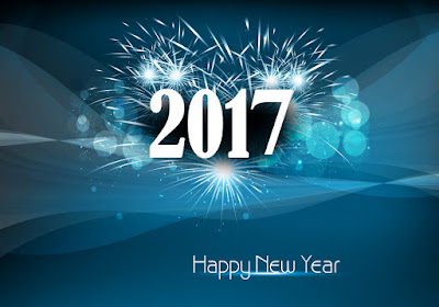 Happy New Year 3D Wallpaper Free 2017