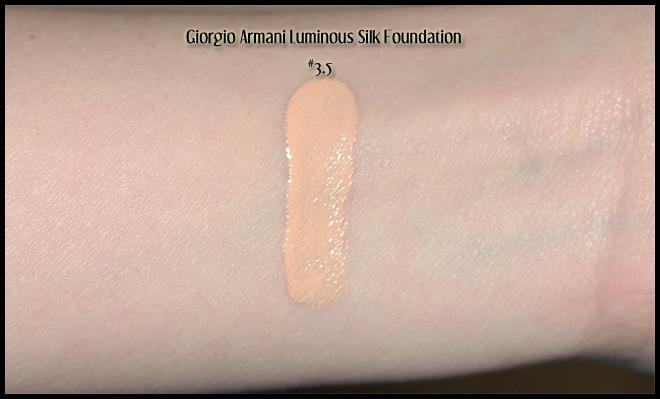 Luminous Silk Foundation by Giorgio Armani Beauty #12