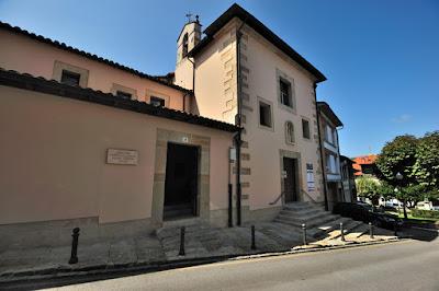 Convento de las Clarisas de Villaviciosa, Asturias