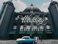 Extravaganza reuni melalui film The Wedding and Bebek Betutu
