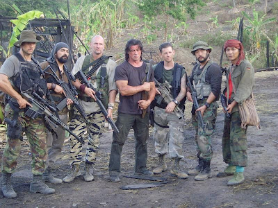 Download all Movie: Action Movie Rambo 4