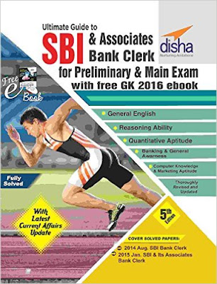 Download Free SBI Clerk Prelims & Mains Book PDF