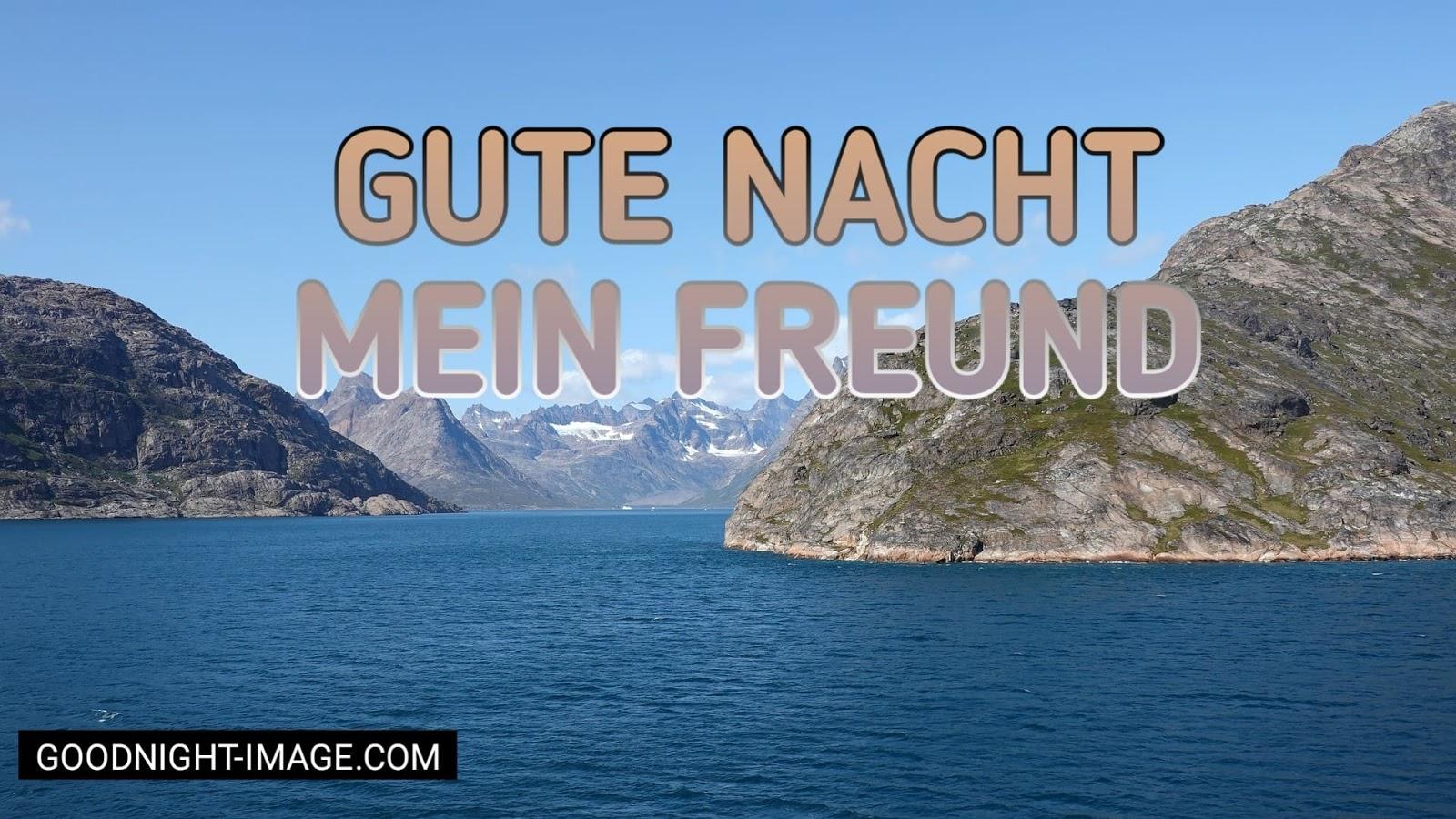 102 Gute Nacht Bilder Fur Whatsapp Good Night In German Good