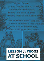Frogs at School | Lesson 7 | Class 4 | English | Questions | Answers | SEBA | ASSAM