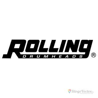 Rolling Drums Logo vector (.cdr)