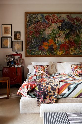 Best colorful bedroom decorating ideas