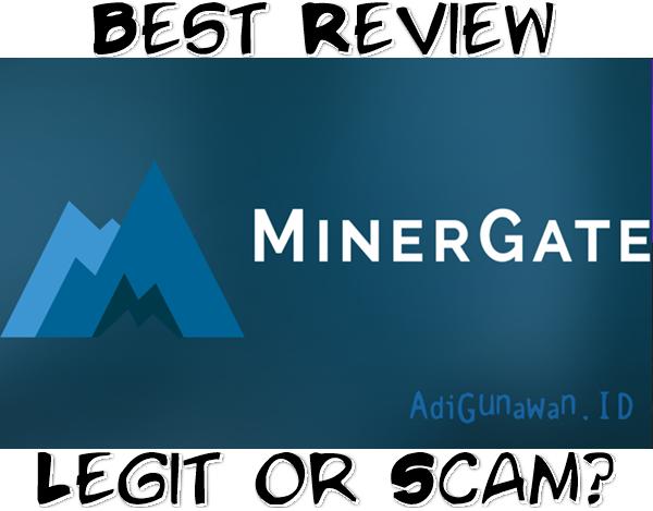 Panduan Daftar dan Cara Mining Bitcoin Terpercaya Di MinerGate Cloud Mining, Serta Panduan Deposit MinerGate, dan Bukti Payout MinerGate Cloud Mining
