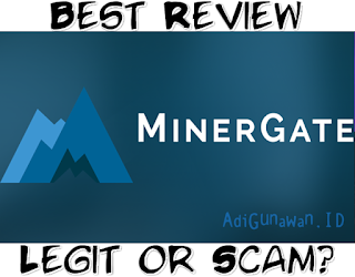 Review Legit or Scam Minergate Cloud Mining